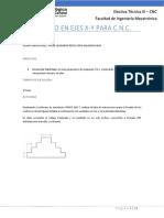 Taller 02 - Simulación en Ejes X,Y CIMCO7