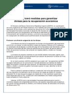 Nota de Prensa 15-9-20