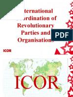 ICOR Presentation at the International Cultural Celebration Berlin October 2010 -No Sound