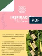 Catálogo de Productos y Precios Inspiración Natural Perú