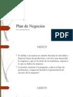 Plan de Negocios y Resumen (2)