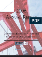 2006 AAEDC Annual Report
