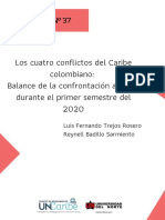Los cuatro conflictos del Caribe - Informe del primer semestre (2020).pdf
