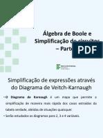 Aula03_Algebra de Boole e Simplificação de circuitos - Parte 2.pdf
