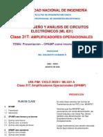 UNI_FIM_2020-1 (ML-831)_Clase 31 (Op Amp).pdf