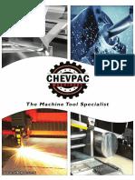 Chevpac Machinery Catalog 2020