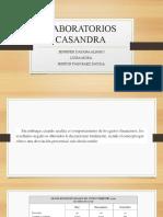 LABORATORIOS CASANDRA