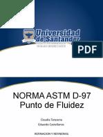 ASTM - D 97