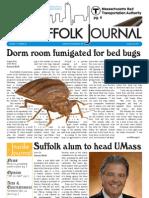 The Suffolk Journal 1/26/2011