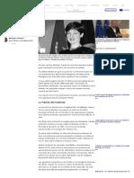 Ana Belén Montes, la espía castrista que penetró al Pentágono
