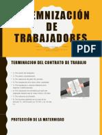 Legislacion Laboral_ indemnizacion