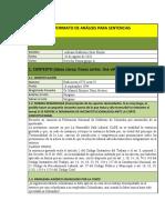 analisis sentencia CSJ 6.773 DE 26-09-1994
