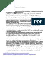 Análisis e interpretación del mejoramiento de los procesos