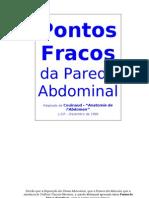 Pontos Fracos da Parede Abdominal (Longo)