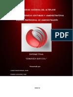 informe comunicasur peru