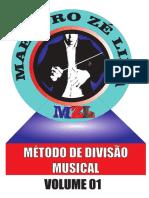 (Maestro Zé Lima)  Método de Solfejo Musical