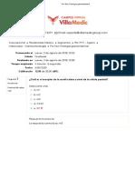 Pre Test_ Fisiología gastrointestinal