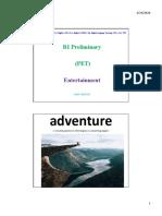 B1 preliminary ( PET )study material 27 entertainment by Ei Thinzar Htun.pdf