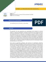 Guía TV -SEMANA 25 -  II ciclo.pdf