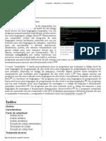 Compilador – Wikipédia, a enciclopédia livre