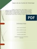 Riesgos Biológicos de una Auxiliar de Odontología Primer avance (1)