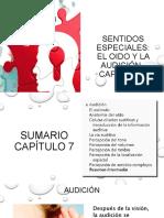 1-CAPITULO 7 EL OIDO Y LA AUDICIÓN
