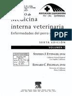 Tratado de medicina interna veterinaria Enfermedades del perro y el gato vol 1.pdf