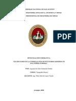 Investigacion Formativa - Aqquepucho Solis