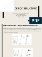 LECTURE NOTES_DESIGN OF RC  STRUCTURE_DAY 5