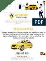 Altona North Taxi Booking | No:1 Cab Booking Service in Altona North Melbourne