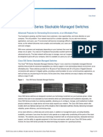 Cisco 500 Series Stackable Managed Switches