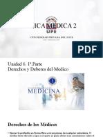 Power Point Etica Medica2  Unidad6  1a.parte.pptx