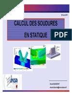 Calcul soudures statique.pdf