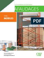 Echafaudage mobile .pdf