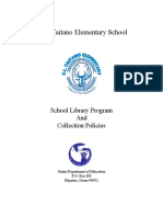 CLTES_SchoolLibraryProgramandCollectionPolicies