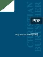 BURTSCHER CHRISTIAN. Biografiearbeit im Pflegealltag. Fachbereichsarbeit