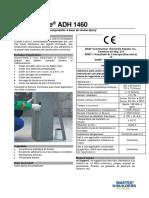 BASF_MasterBrace ADH 1460_tds