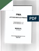 PMA-Manual