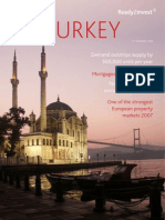 Turkey Off Plan Property Investment and Opportunities