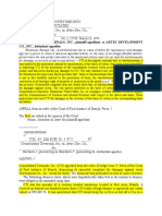 credit tran consolidated terminals vs artex