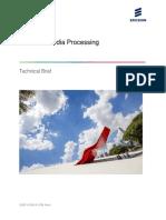 Ericsson Cloud-for-Media-Processing