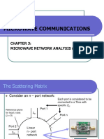 CHP3-MICROWAVE NETWORK ANALYSISWITHEXAMPLES_PART2-converted