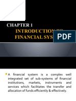 INTRODUCTION TO FINANCIAL SYSTEM_N
