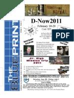 February Blueprint