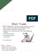 chest  trau