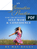 Self Love Activation Kit Affirmation Practice eBook From Mat Boggs