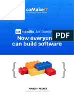 Mendix for Dummies - Now Everyone Can Build Software