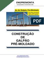 Construcao de Galpao Pre Moldado