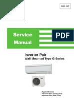Si04-807 DAIKIN service manual ftx gv models