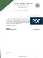 Propunerea CEC privind secțiile de votare în străinătate